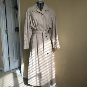 Gallery Full-Length Trench Coat